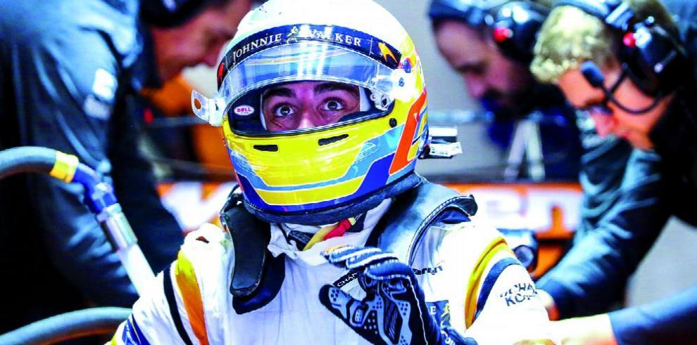 Alonso: 'Repetir no está en los planes'