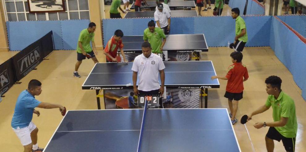 Panamá aspira a ser una potencia en Tenis de Mesa