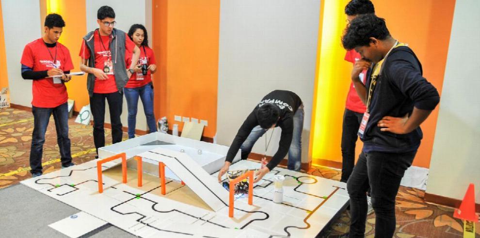 Creatividad, ingenio y destreza, en la final de RoboCupJunior hoy