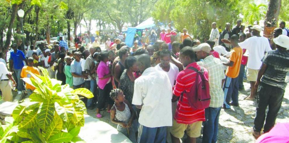 Migración de los haitianos y su paso por Panamá