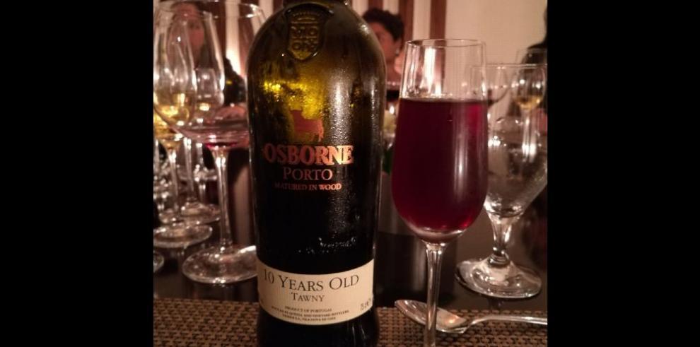 Una cena con vinos de altura