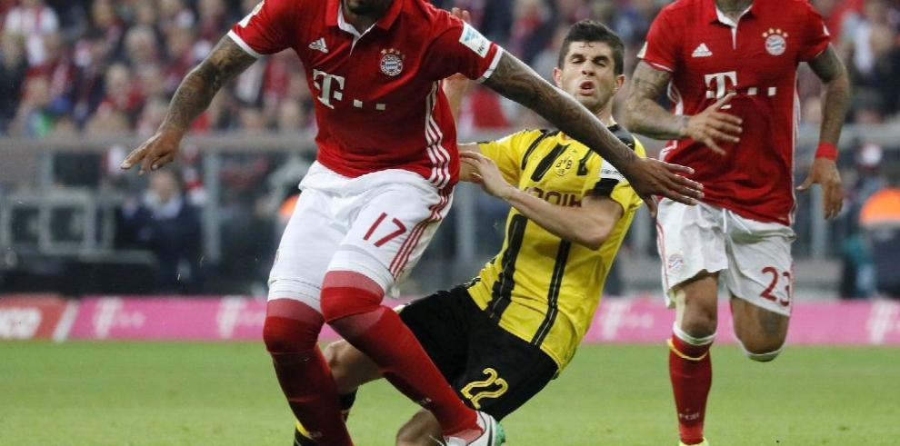 Bayern despacha al Dortmund y piensa en el Real Madrid