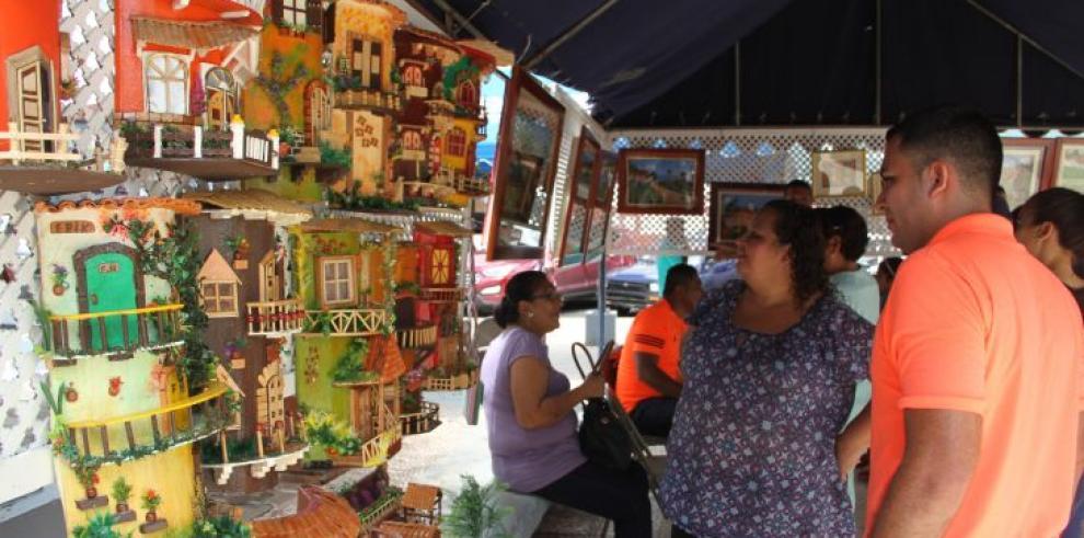 Realizan II Feria Artesanal en centros penitenciarios de Las Tablas y Guararé