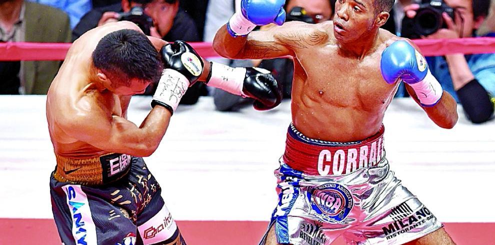 Machado, un rival de cuidado para el campeón Jezreel Corrales