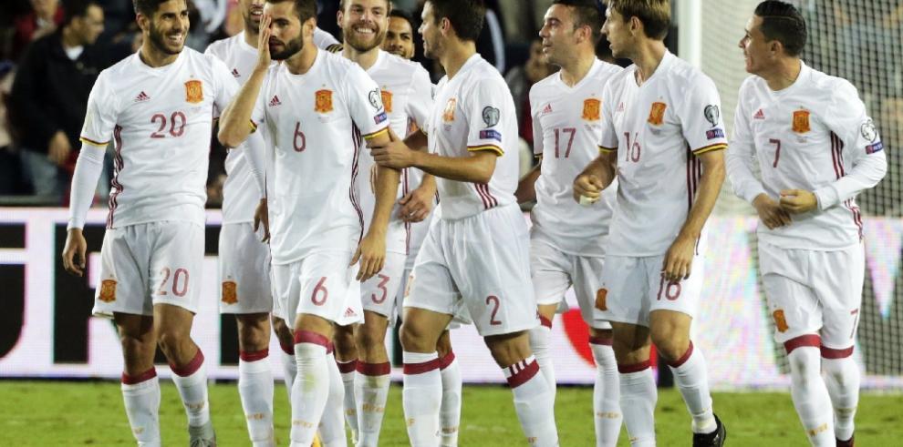 España no será cabeza de serie en sorteo del Mundial Rusia 2018