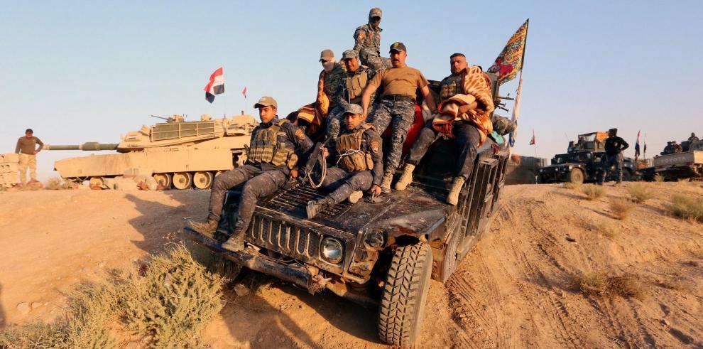 Trump dice que EEUU no va a 'tomar partido' entre iraquíes y kurdos