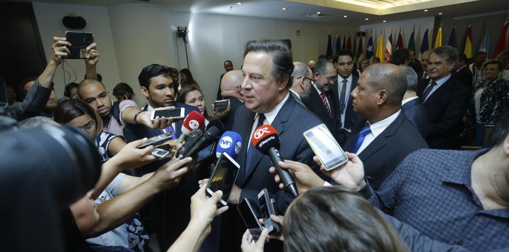 Varela espera certeza del castigo para homicidas de los dos policías
