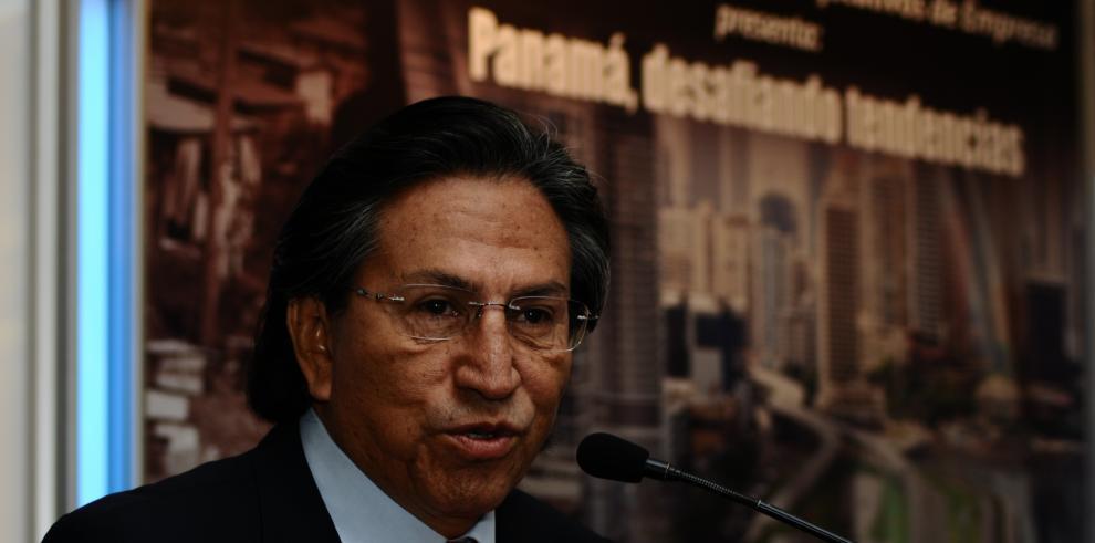 Nueva fiscal de Costa Rica revisará caso de expresidente peruano Toledo