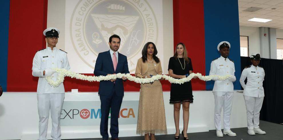 Se inaugura Expo Médica 2017 en Panamá