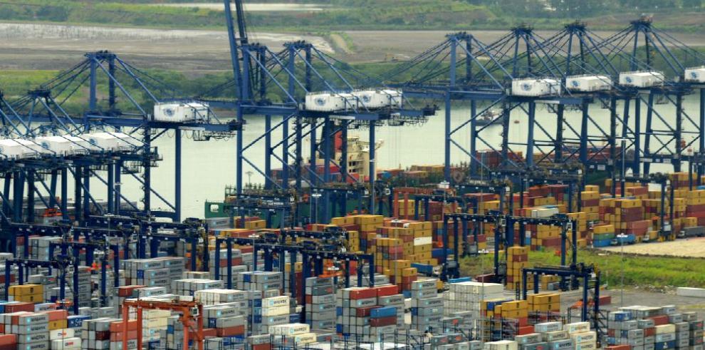 La actividad portuaria de Panamá cayó 9.1% en 2016