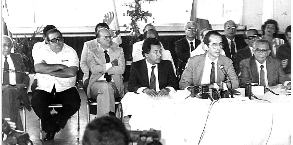 Ricardo Arias Calderón, un constructor de la democracia en Panamá