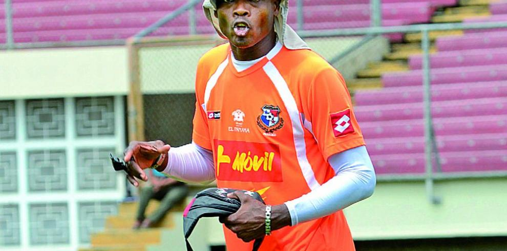 Jorge Dely, técnico de la 'sele' Sub-15