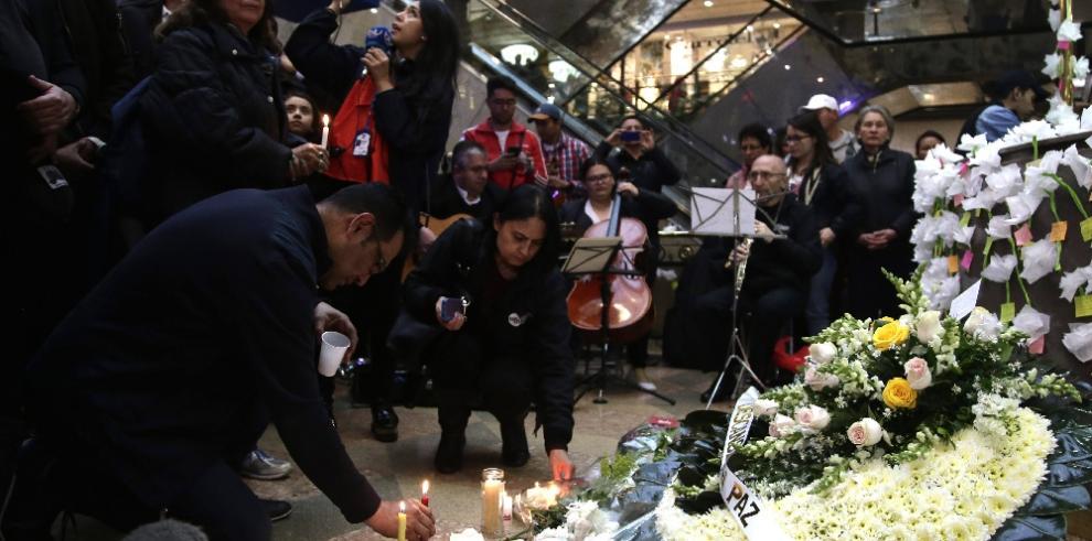 El mundo se solidariza con Colombia tras atentado en centro comercial
