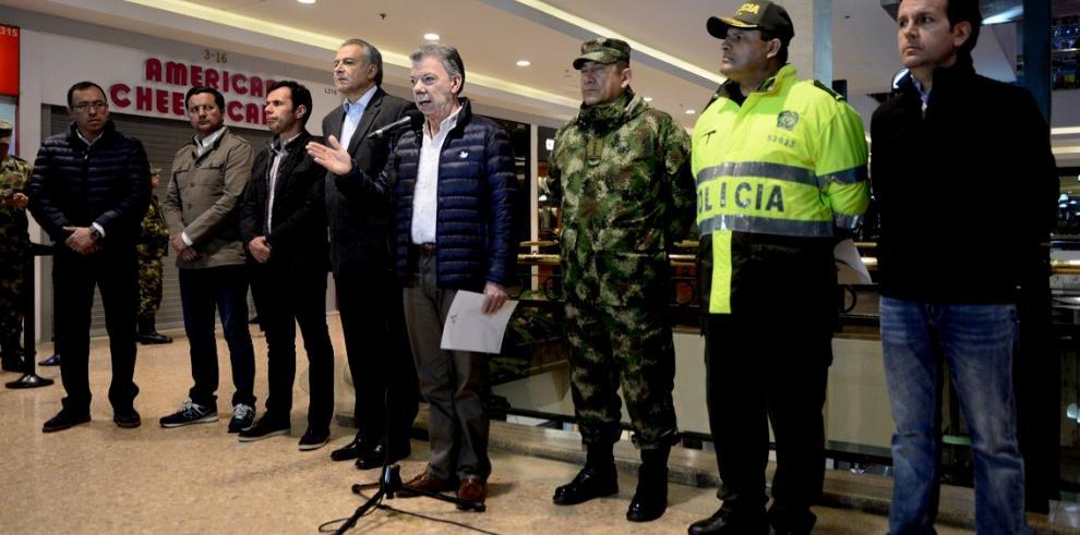 Gobierno de Panamá condena atentado en Bogotá