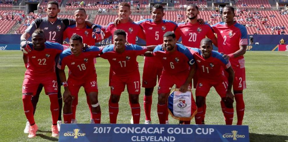 Estados Unidos y Panamá avanzan por el Grupo B