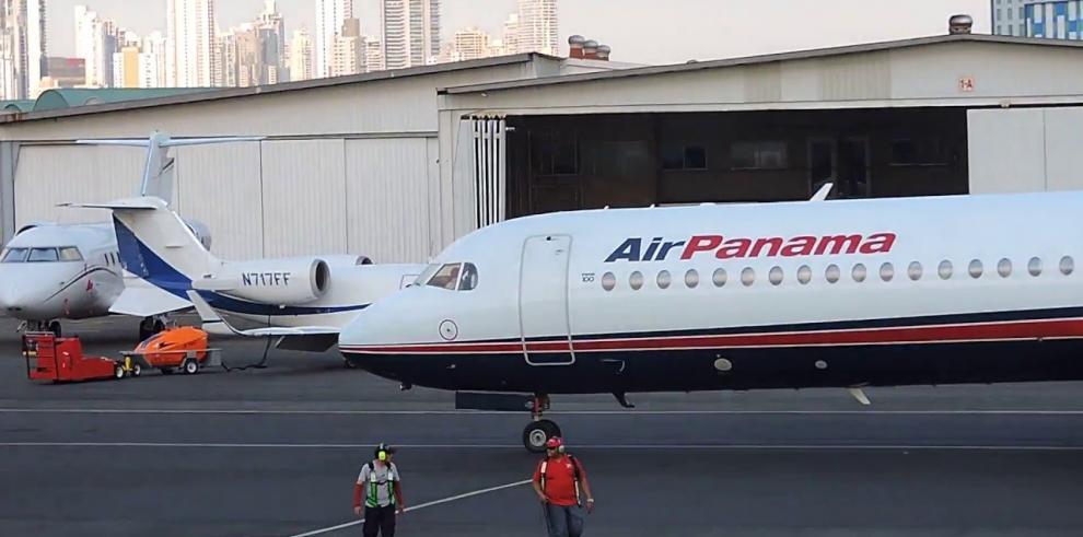 Sociedad Air Panamá tiene nueva directiva para operar