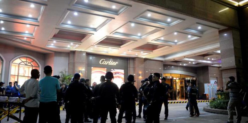 Manila descarta que ataque que dejó 37 muertos fuera terrorista