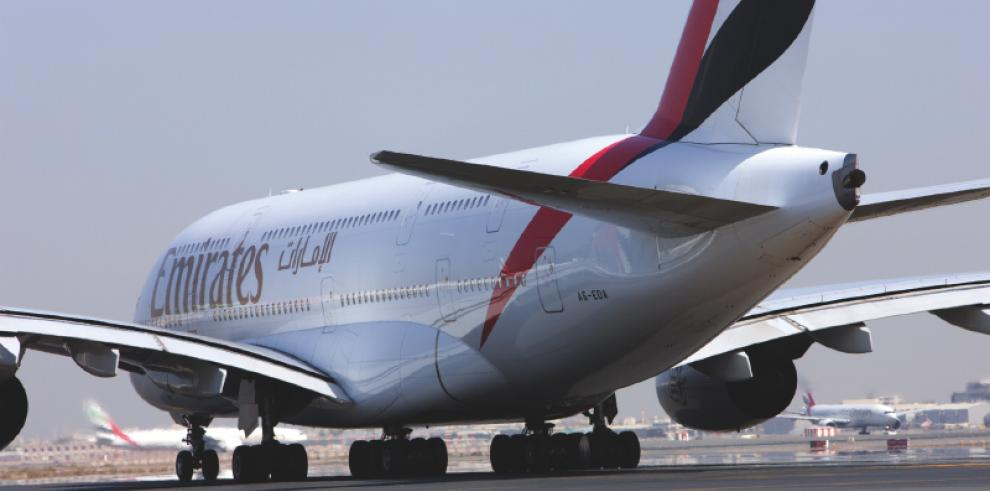 Emirates tendrá vuelo diario deDubai a Sao Paulo desde el 26 de marzo