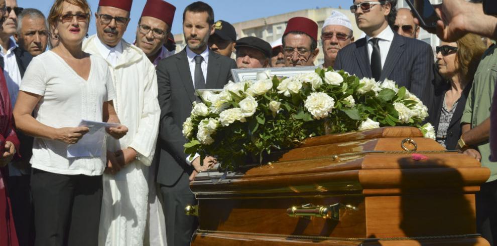 Juan Goytisolo fue enterrado en Larache a la vera de Jean Genet