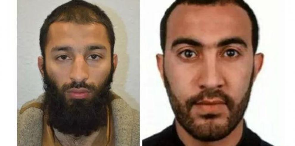 Identifican a terroristas responsables del atentado de Londres