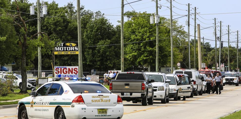 Alguacil confirma que seis personas murieron en tiroteo en Orlando