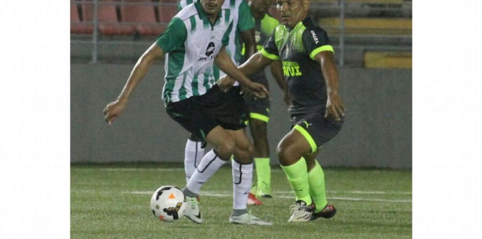 Leyendas del Fútbol juegan hoy partidos de semifinales