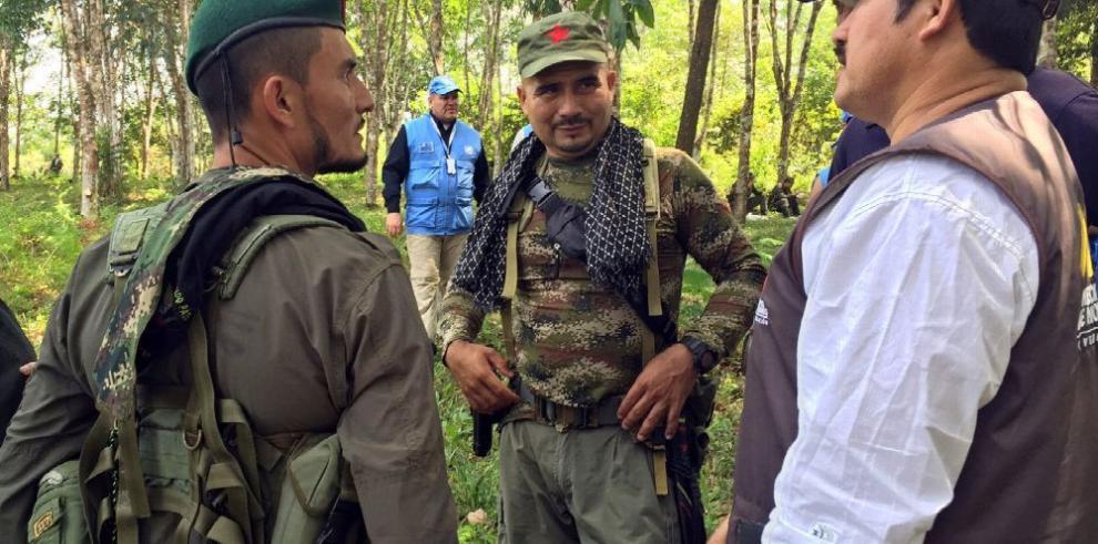 ONU presenta 'dudas' en implementación de acuerdos de paz