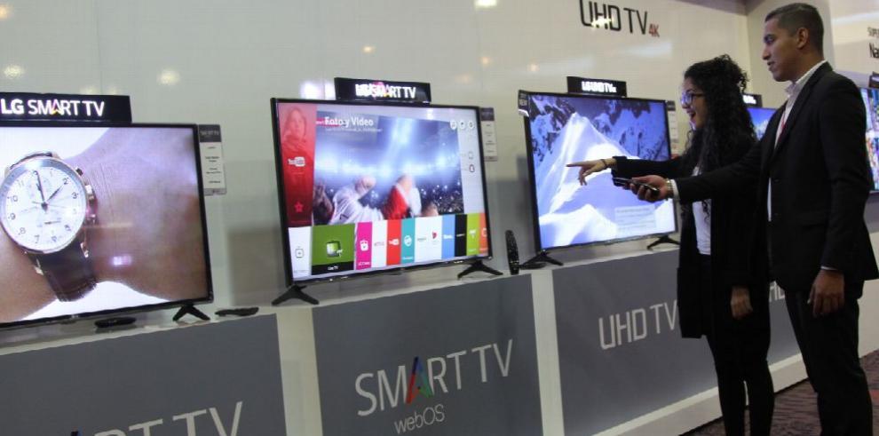 LG Electronics presenta en Panamá su Trade Show 2017