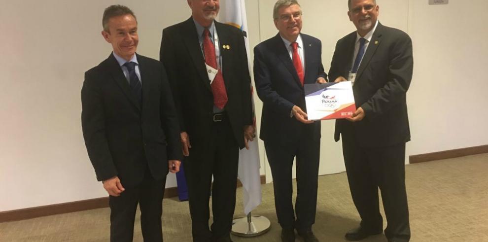 El COI aplaude gestión del Comité Olímpico de Panamá