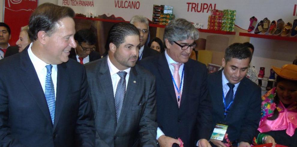 Perú con presencia en Expocomer