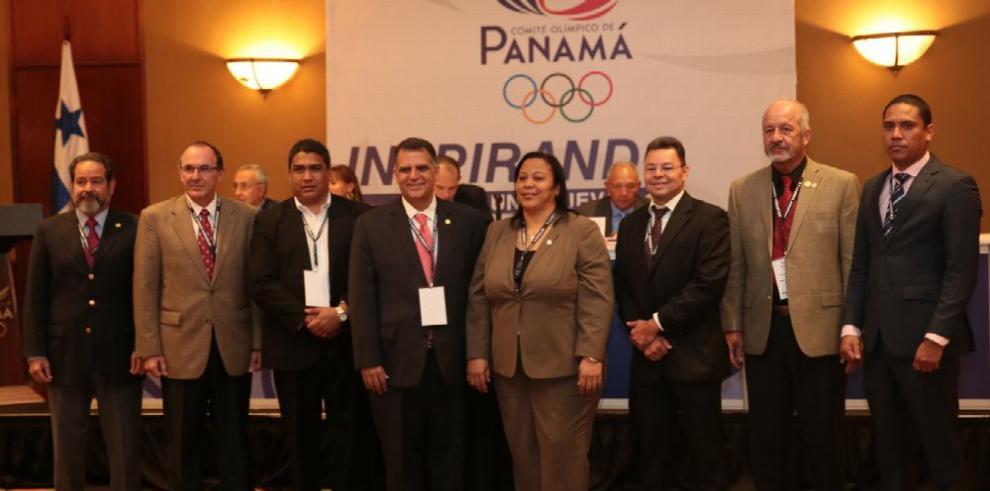 Comité Olímpico realiza hoy su primera asamblea