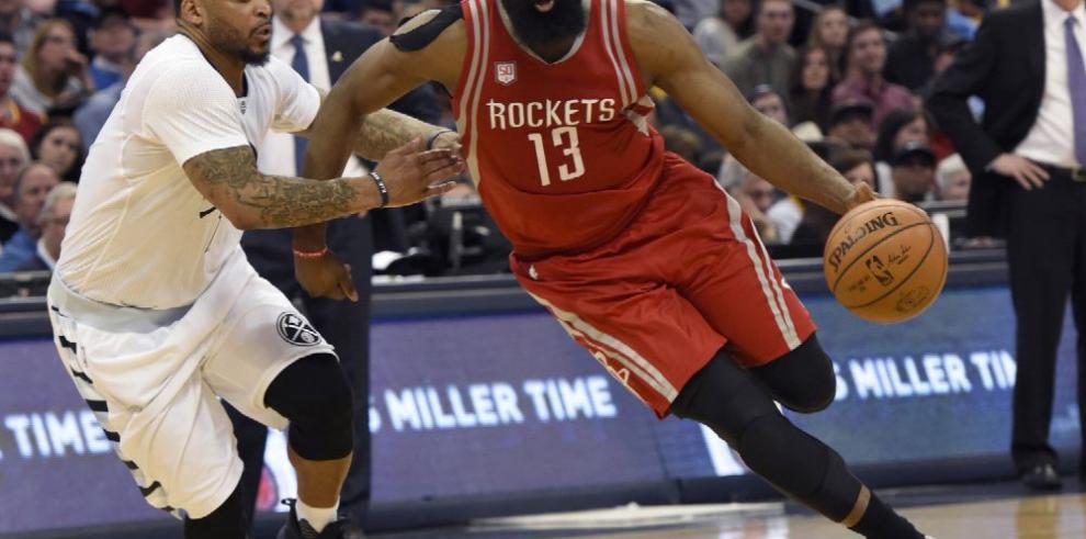 Harden y Westbrook en dura batalla por el Jugador Más Valioso