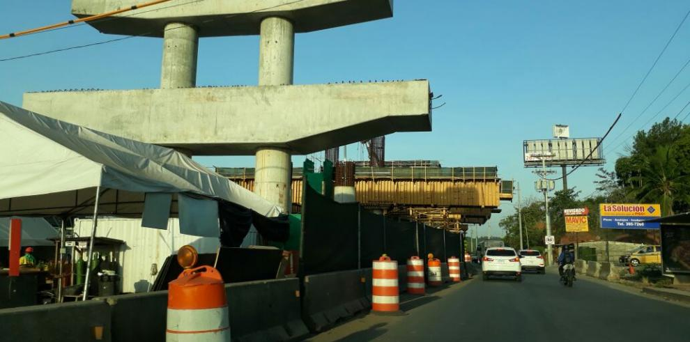 Un de 35% de avance en las obras de la Línea 2 del Metro
