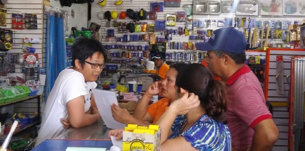MICI detecta en operativo comercios que venden licor sin permiso en Coclé