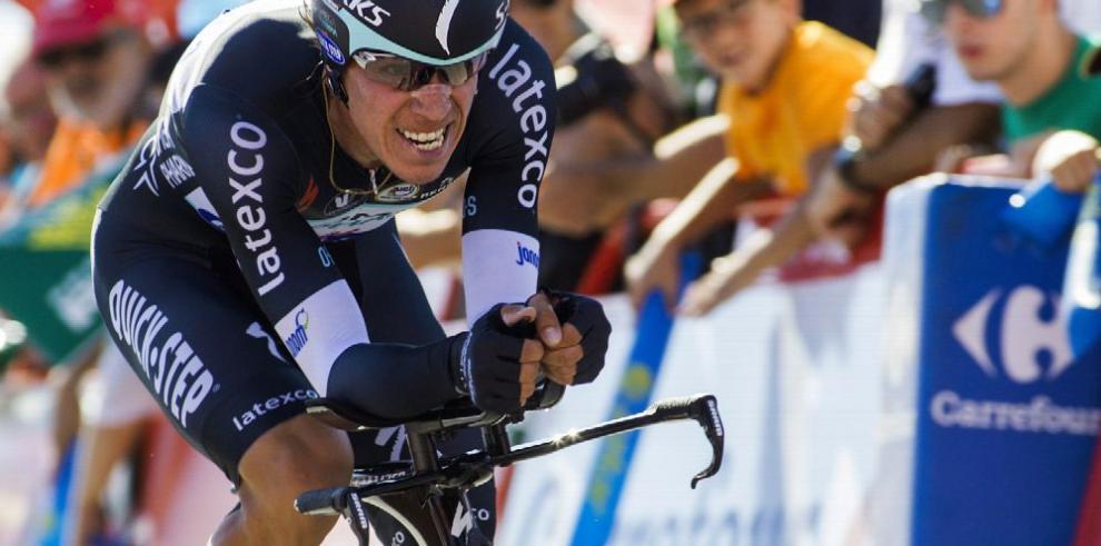 Urán gana, Froome sigue de líder y Quintana se retrasa