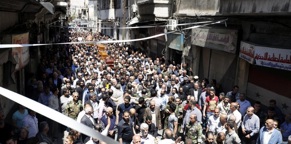La oposición siria pone condiciones para retomar el diálogo en Astaná