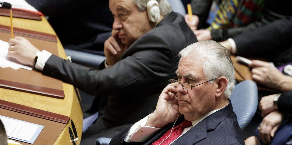 EEUU estudia ampliar sus sanciones contra Corea del Norte y
