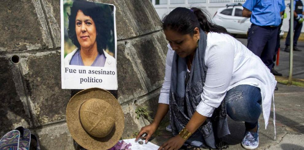 Caso Berta Cáceres: dudas y 'complicidades' sin respuesta