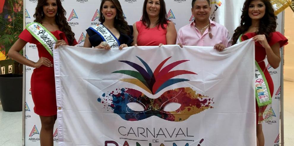 AltaPlaza Malla celebró el carnaval