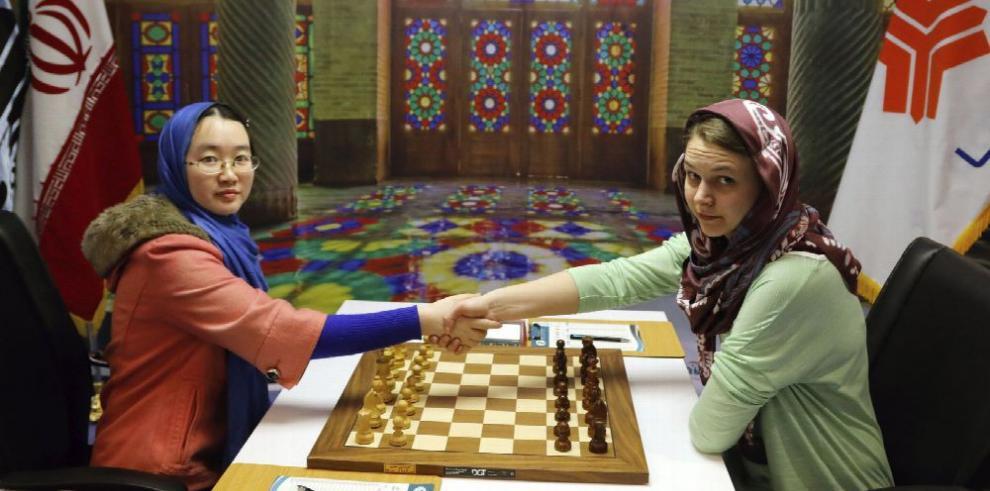 Tan Zhongyi, campeona mundial de ajedrez
