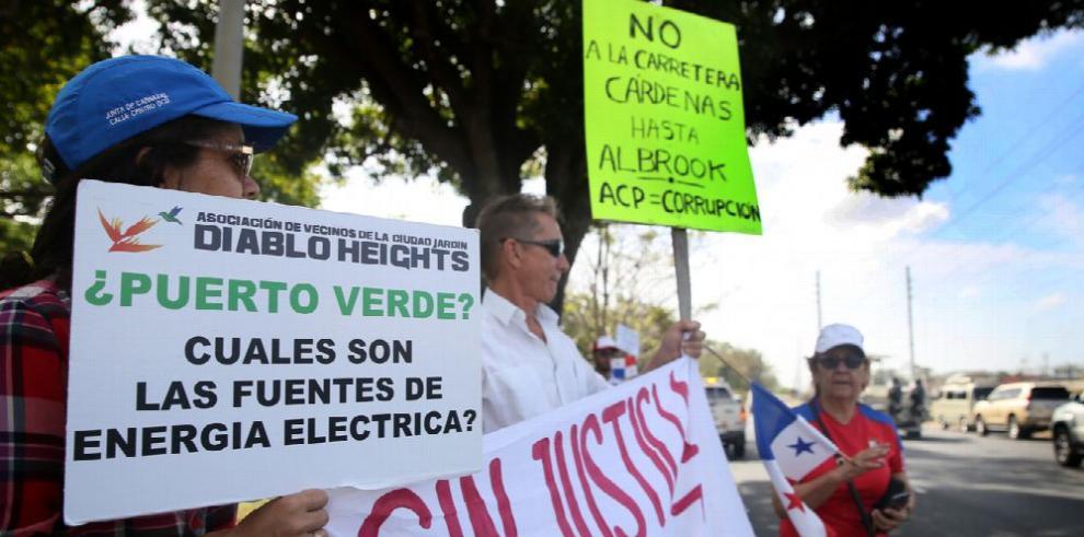 ACP declara desierta licitación para el puerto de Corozal