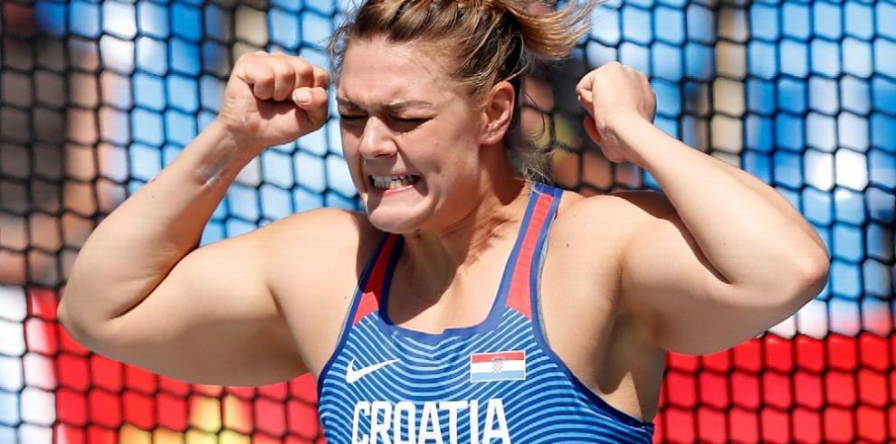 Perkovic gana con la segunda mejor marca mundial del año