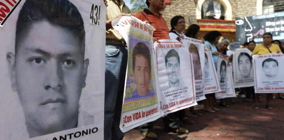 Investigarán desaparición forzada en México