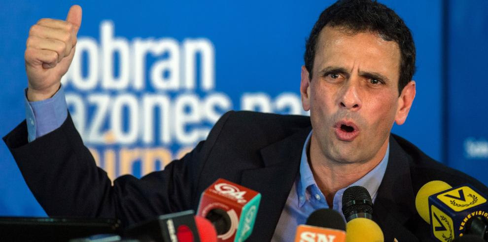 Capriles: es una