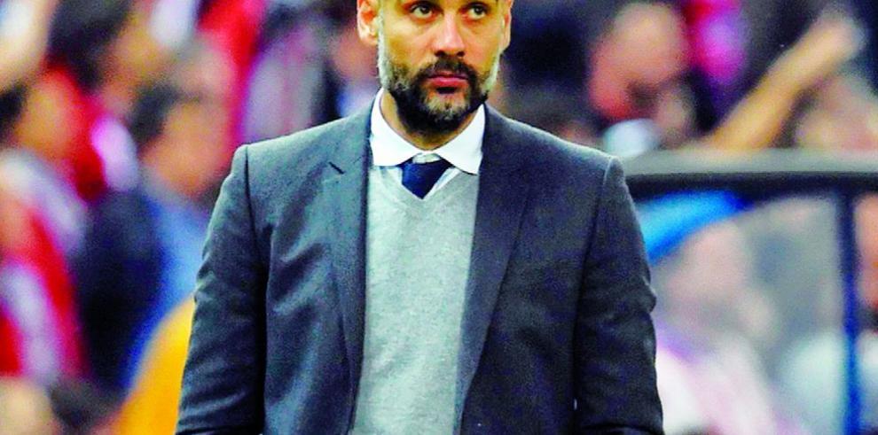 Guardiola, fuera de puesto de Champions