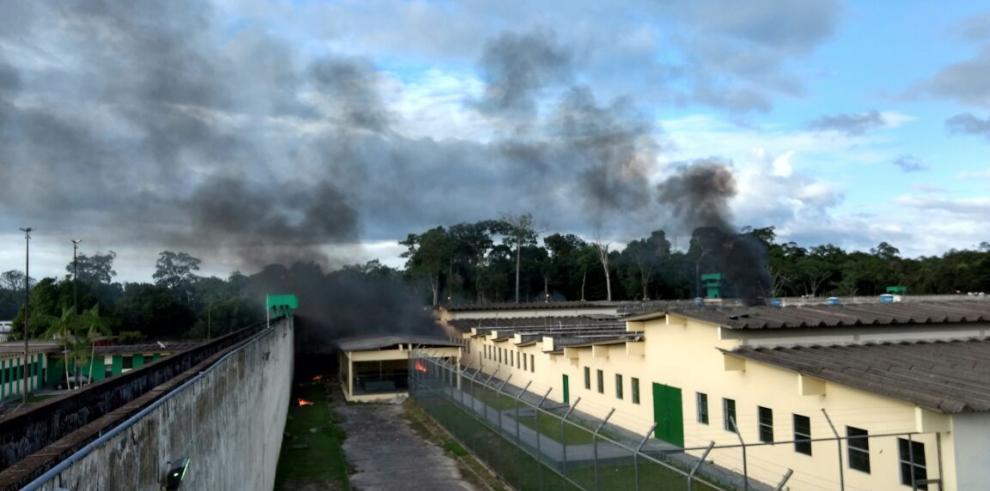Motín termina con al menos 60 muertos en una cárcel brasileña