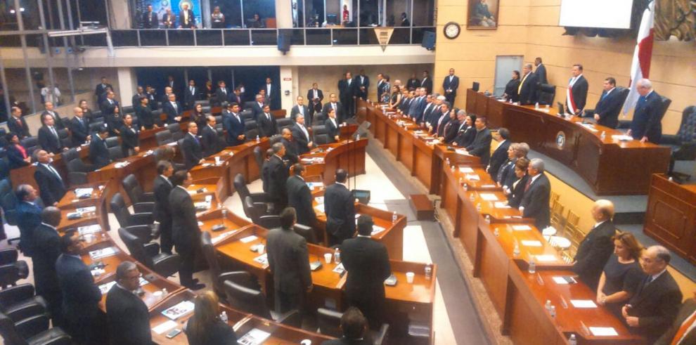 Apretada agenda para periodo de sesiones de la Asamblea Nacional