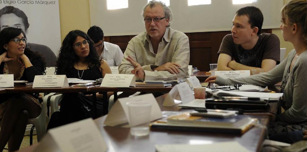 Jon Lee Anderson dictará taller en Panamá