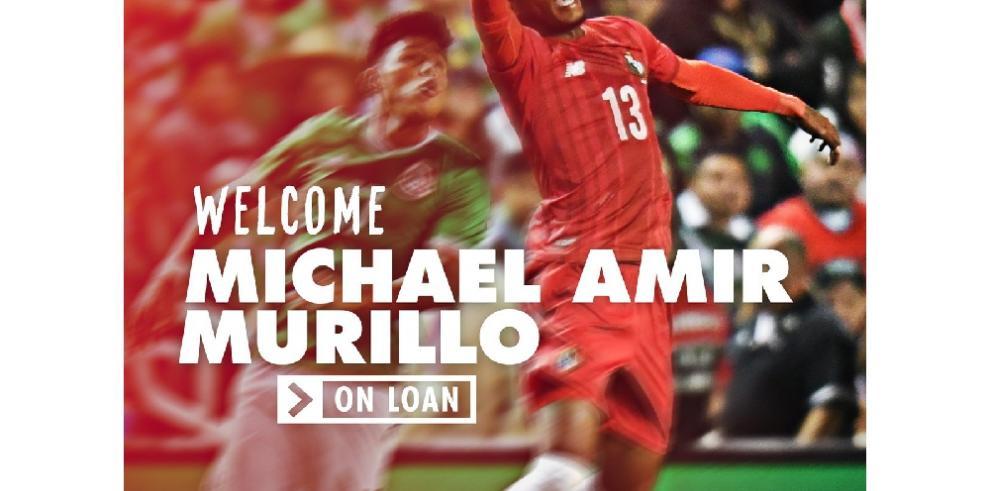 Michael Amir Murillo nuevo jugador de los New York Red Bulls