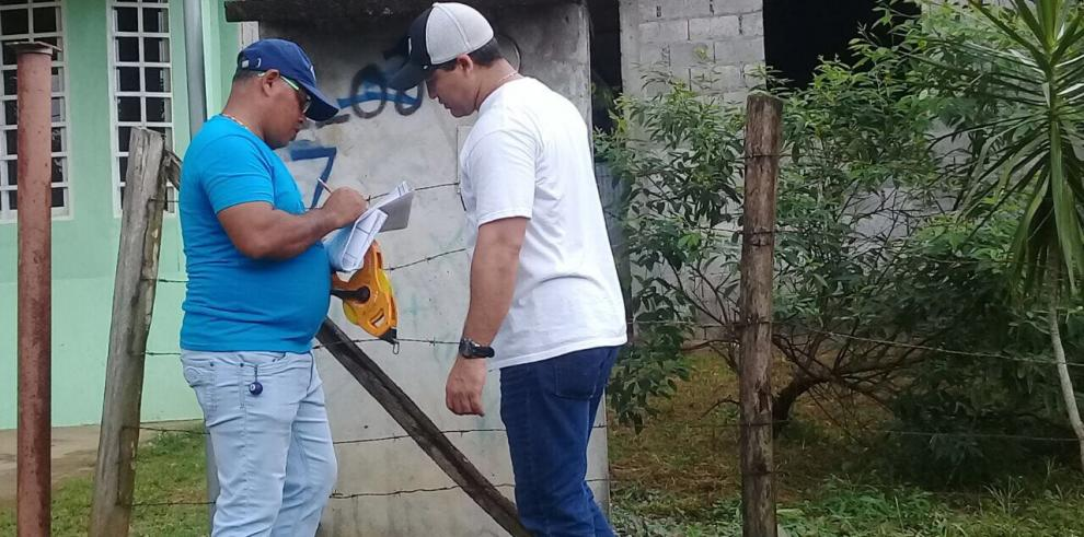 Miviot avanza proceso de legalización en Chiriquí